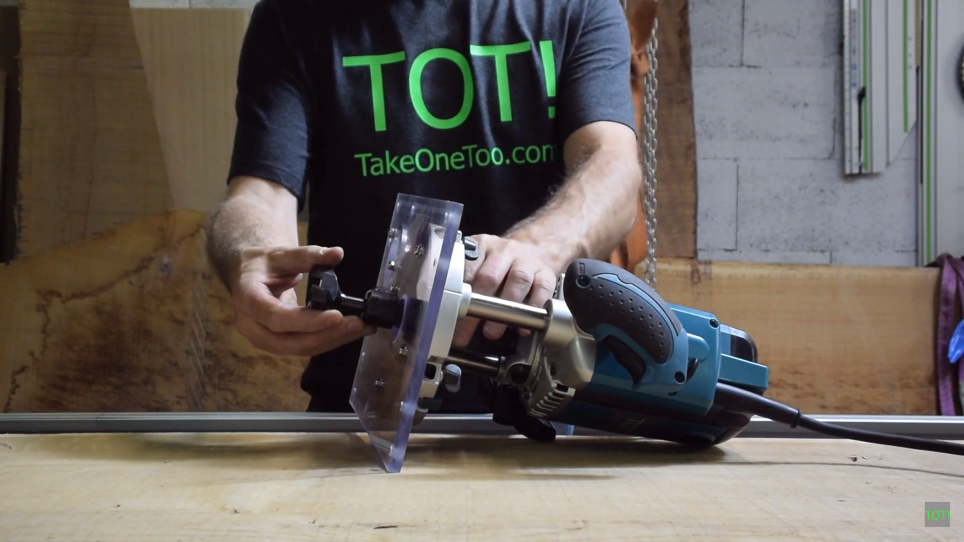 Router bit assembly